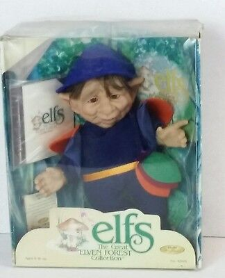 Dolls by Berenguer – elfs The Great ELVEN FOREST Collection – #6500 Minkee