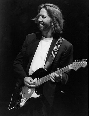 Eric Clapton Younger Years Cool 8X10 Photo