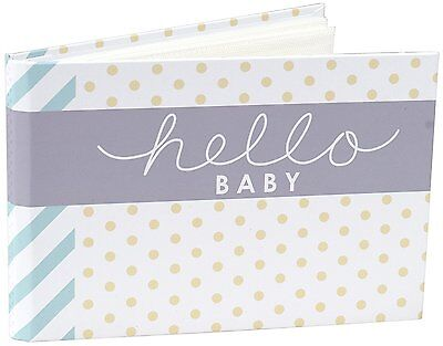 "Malden 4"" x 6"" Photo Album Baby Brag Book NEW Boy/Girl/Neutral **FREE SHIPPING**"
