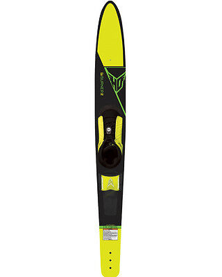 "HO Burner Single Adults Waterski 67"" with Freemax boot & RTP *New*"