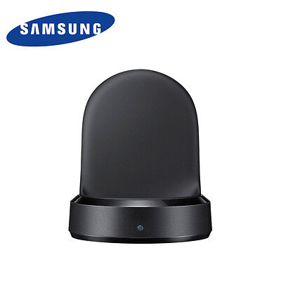 SAMSUNG Gear S3 Wireless Charger Dock (EP-YO760B) Genuine Retail Package
