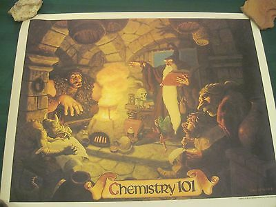 Coca-Cola Campus Life  Poster Series Chemistry 101 By Hildebrandt