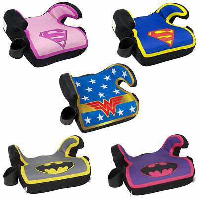 Kids Embrace Children's Car Booster Seat With Cup Holder 15-36kg