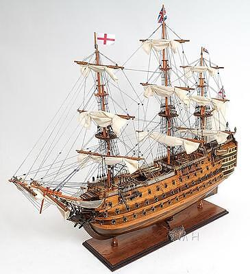 "HMS Victory, Wooden  Model, Fully assembled, 30"" Beauty Exclusive Edition"