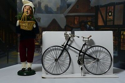 Buyer's Choice - Man with Bicycle