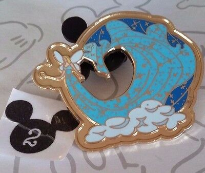 Blue Fairy Guest Performer 45TH Anniversary Pinocchio DLR Disney Pin Buy 2 Save