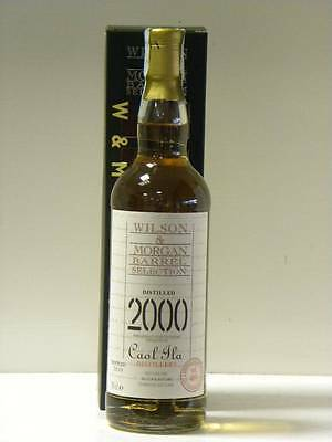 Wilson & Morgan Caol Ila '00 Limited Edition Whisky Cl 70