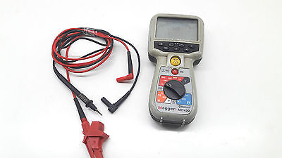Megger MIT430 Analog/Digital Industrial Insulation and continuity Tester