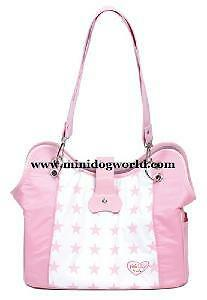 Sac de transport pour chien toy, Chihuahua, chiot - Pink Lilly