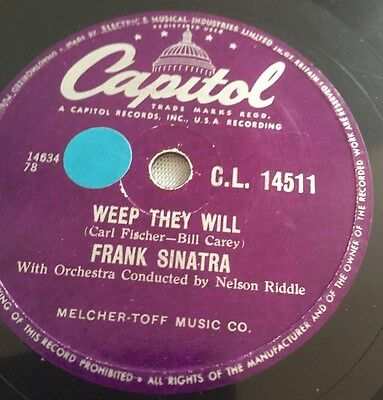273.Weep they will         Frank Sinatra