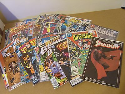 25 x MIXED COMIC BOOK WHOLESALE COLLECTION JOB LOT - MARVEL, DC, IMAGE  etc