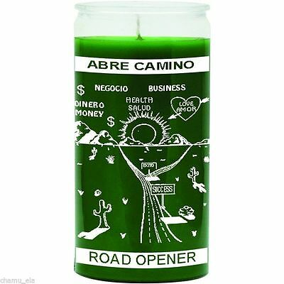 Road Opener Abre Camino Candle  7 Tage Kerze