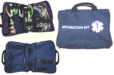 SEALED INTUBATION BAG (empty), PARAMEDIC, AMBULANCE, FIRST AID, DOCTOR, EMT