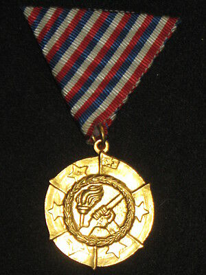 Yugoslavia 30 years of victory over fascism medal