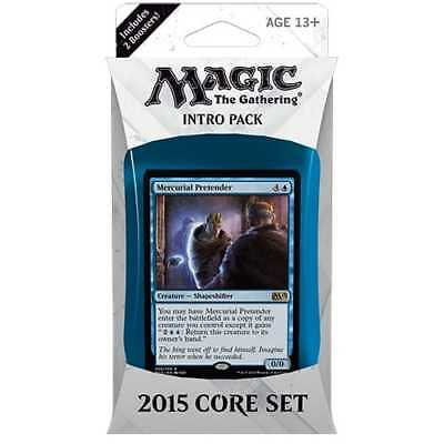 MTG MAGIC 2015 CORE SET (M15) * ntro Pack - Hit the Ground Running