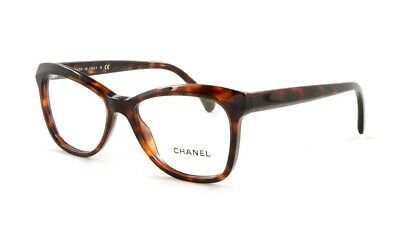5f5b0ea8695 Brand New Chanel Women Eyewear CH 3353 C.1580 Authentic Frame Glasses Case  Italy