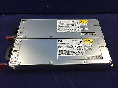 2x HP Proliant DL360 G5 700W Power Supply 411076-001 412211-001 393527-001