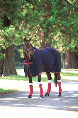 NEW Shires Tempest Original Jersey Fleece Cooler Travel Standard Neck Horse Rug