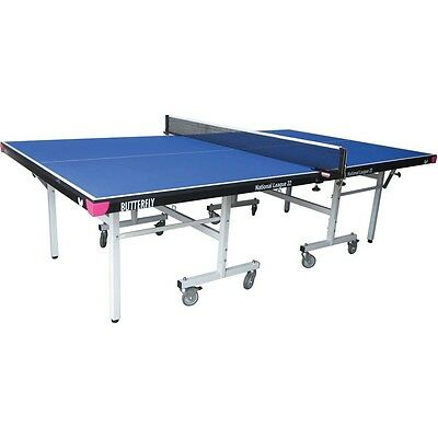 Butterfly National League Rollaway 22 Table Tennis Table