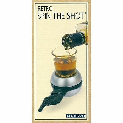 Retro Spin the Shot Drinking Game
