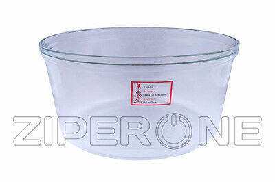 New Universal Glass Bowl Pot 12L For Halogen Oven D=332mm H=165mm