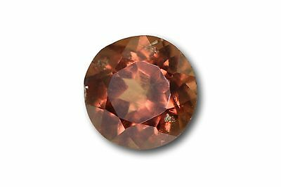 Grenat change couleur / vanadium naturel 1.11 carat, orange / vert