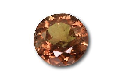 Grenat change couleur / vanadium naturel 1.16 carat, orange / vert