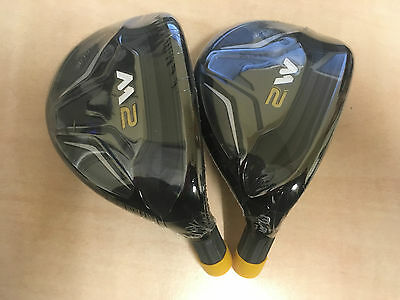 NEW TOUR ISSUE TaylorMade M2 No 3 Hybrid / Rescue 19° HEAD ONLY