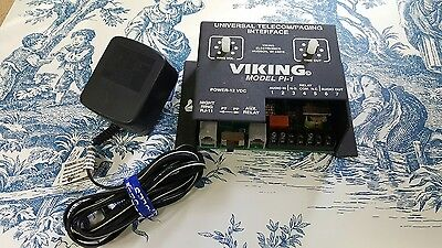 Used Viking universal telecom/paging interface PI-1 - 60 day warranty