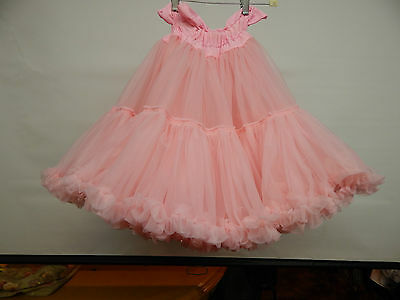 Cotton Candy Soft And Fluffly Square Dance Petticoat