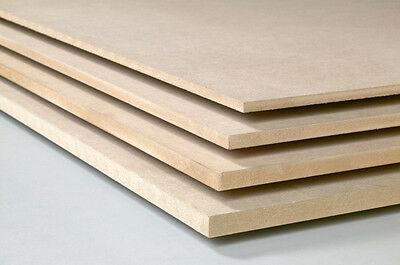 MDF Sheets, Standard Thicknesses, Standard sizes and MDF Cutting service