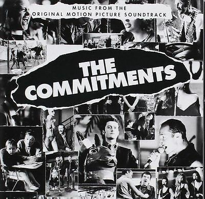 COMMITMENTS OST ~ 180gsm AUDIOPHILE VINYL LP ~ PLUS BOOKLET ~ *NEW AND SEALED*