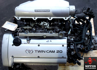 Toyota Corolla Levin 4Age 20 Valve 1.6 Silver Top Engine Kit