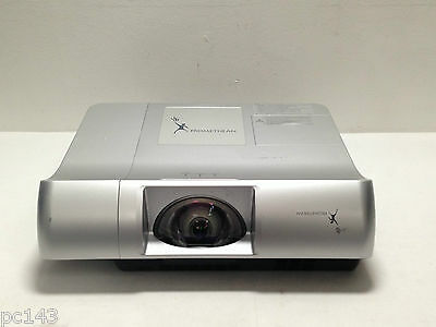 Promethean Prm-30 Lcd Projector Used 2935 Lamp Hours No Remote   Ref:956
