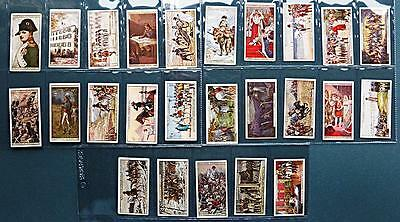 Players Napoleon 1915  - very clean set in sleeves