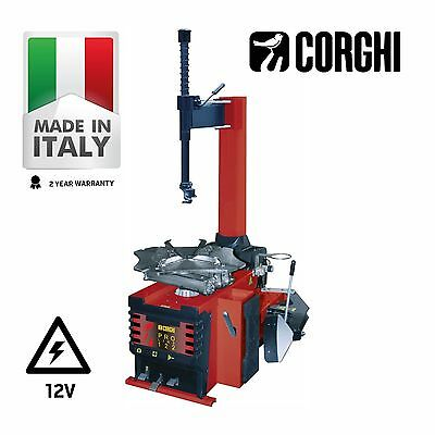 12v new CORGHI Proline 122N - 12 Volt Tyre Changer - IDEAL FOR MOBILE ITALIAN