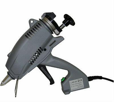 MS200 Industrial Hot Melt Glue Gun - No Compressed Air Needed