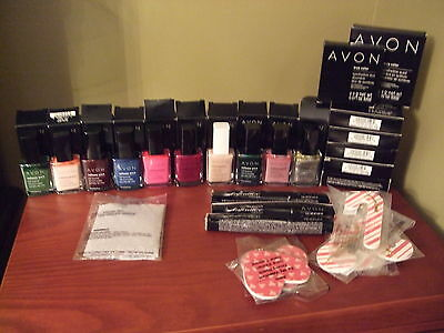 Avon Make Up Lot Of 30  Great For Re-Sale- New Sealed