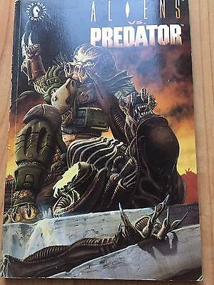 Aliens Vs. Predator Dark Horse Comics