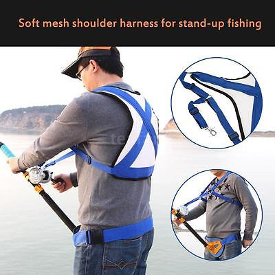 Big Fish Sea Fishing Shoulder Harness Distributing Sprains Fishing Tackles B1N9