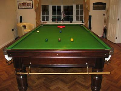 Snooker Table 3/4 10 X 5 ( Antique )  Good Condition