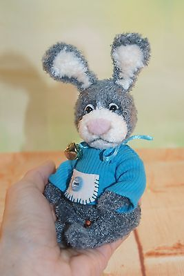 OOAK CROCHETED BUNNY  by Alice Bears
