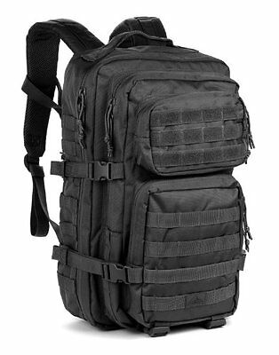 Red Rock Outdoor Gear Large Assault Pack RED80226BLK