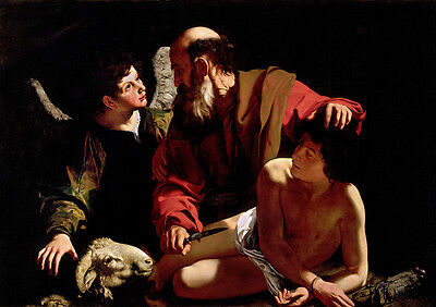 The Taking of Christ 0020800 Art Print//Poster Caravaggio