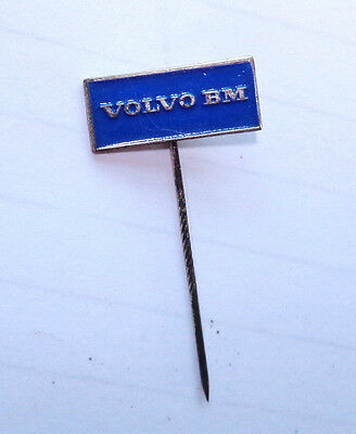 Vintage Antique AUTHENTIC Great Britain VOLVO BM Truck Motorcycle Automobile Pin