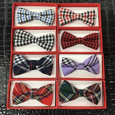 8 Unique Style of Children Toddler Baby Child under Age of 8, kid's bow tie