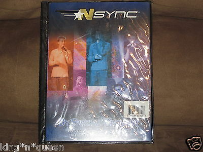 NSYNC By Special Request Photo Album + 6 2000 Winterland JIVE Records Photos