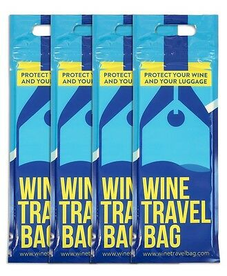 The Wine Travel Bag (4 Pack)