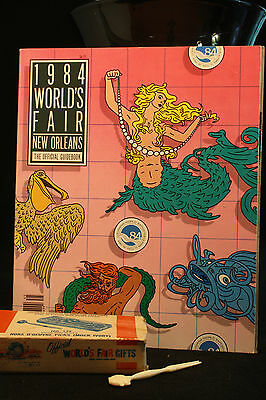 1984 World's Fair New Orleans - The Official Guidebook