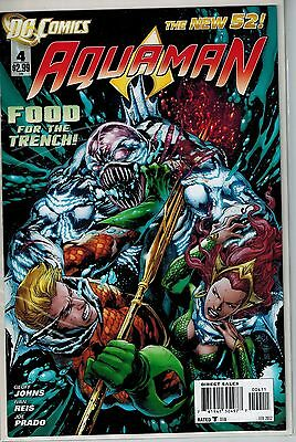 Aquaman - 004 - DC - February 2012